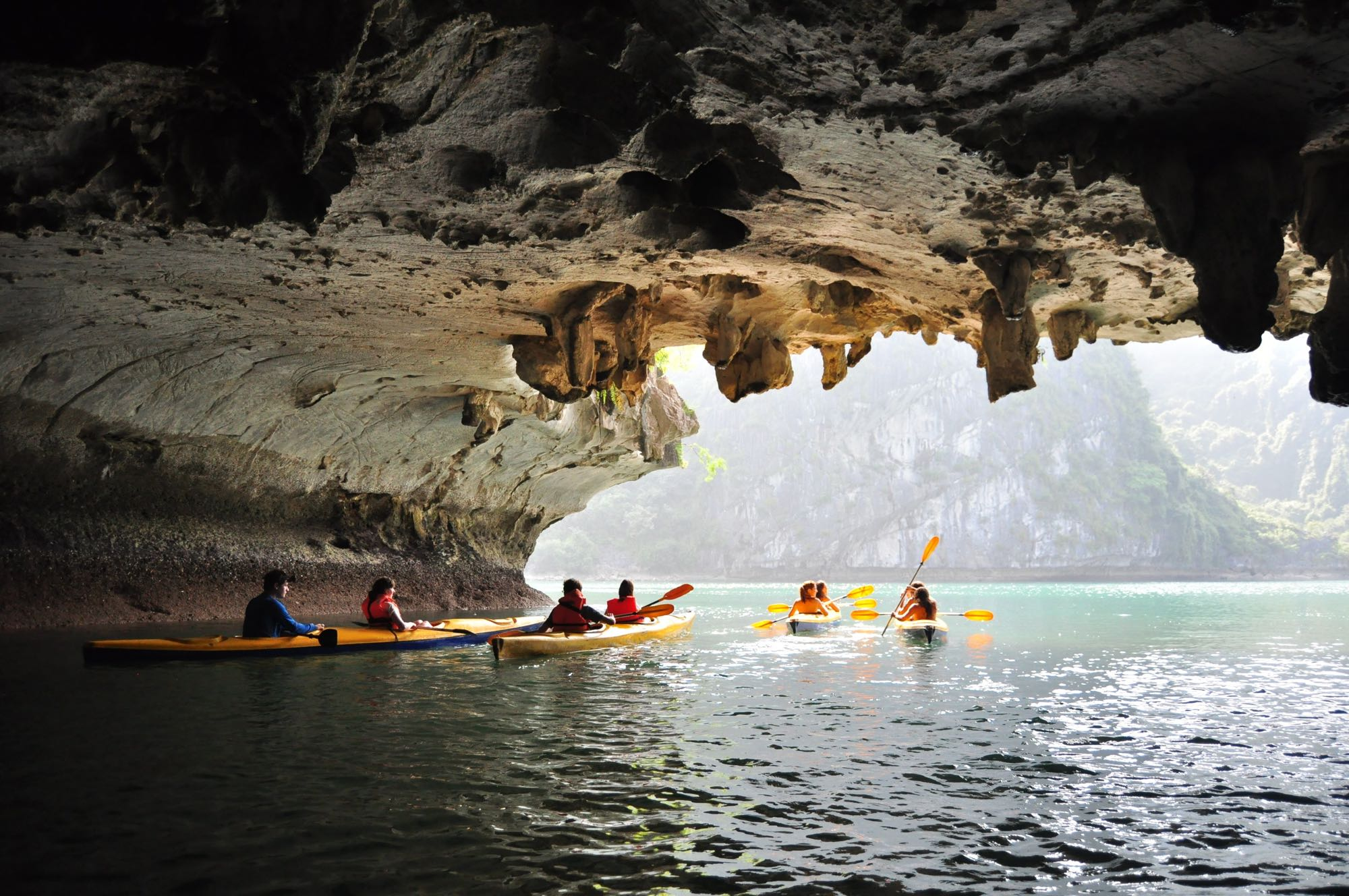 The Best Places to go Kayaking with your Family 2021